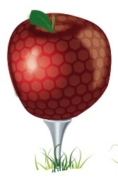 Paleo Golf Apple